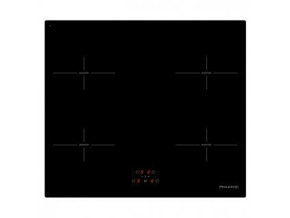 indukční deska černá