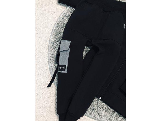 Softshellové nohavice Black Pack - Revel