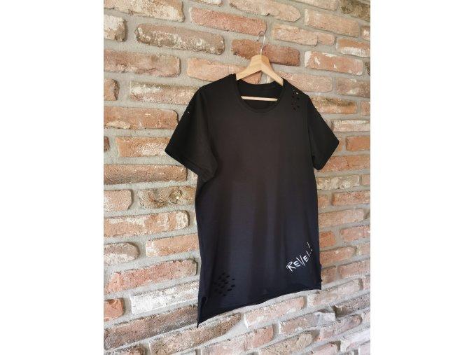 Pánske tričko Black Revel