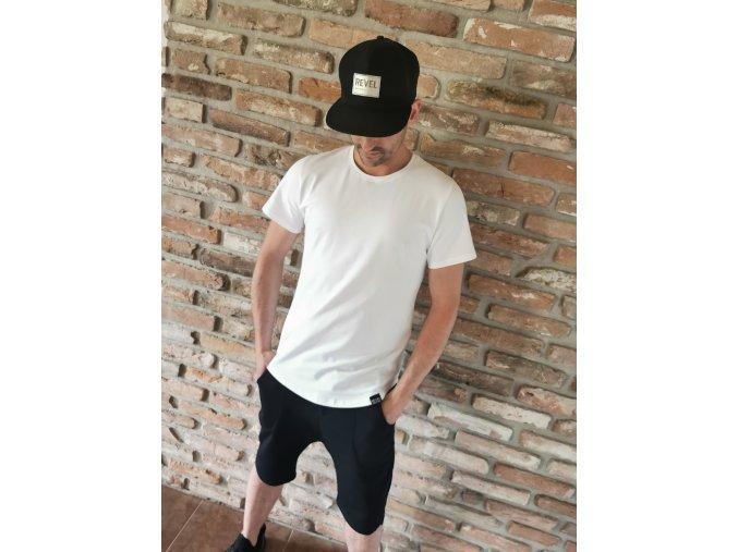 Pánske tričko Offline White