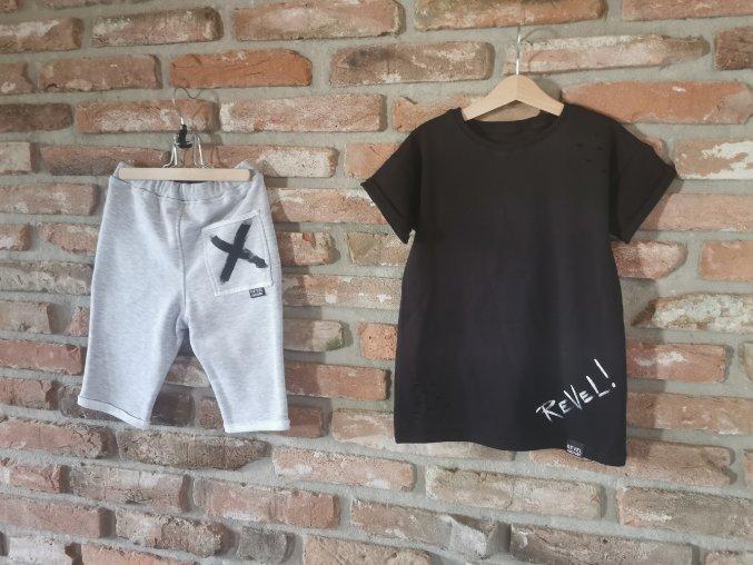 Tričko UNI Black Revel