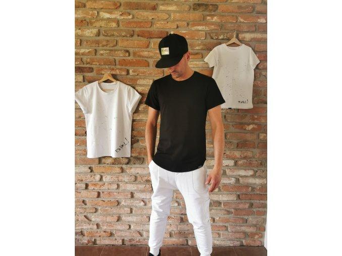 Pánske tričko Offline Black