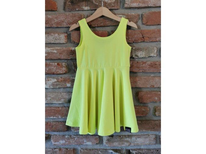 Šaty Summer Vibes - Neon
