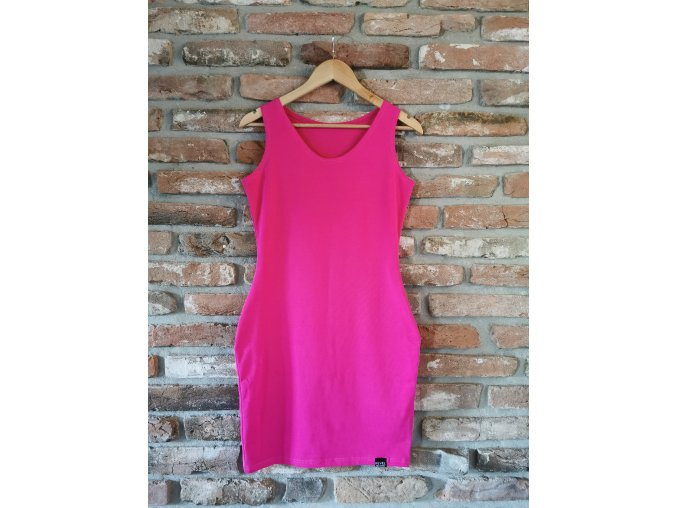 Dámske šaty Summer Vibes - Cyclamen