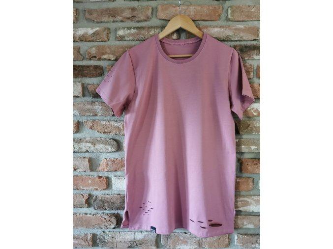 Pánske tričko Old Pink Revel