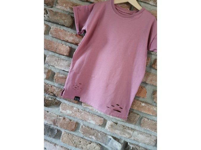 Tričko Old Pink Revel