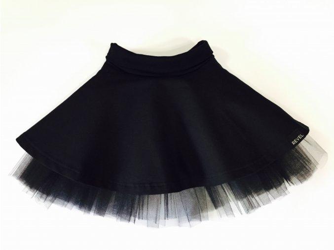 Tylová sukňa - Revel