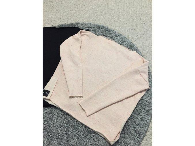 Dievčenská mikina Winter Pink - Revel