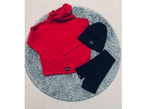 Dievčenská mikina Red - Revel
