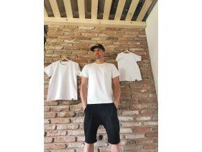 Pánske tričko White Revel