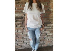 Dámske tričko Pure White