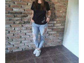 Dámske tričko Black Revel