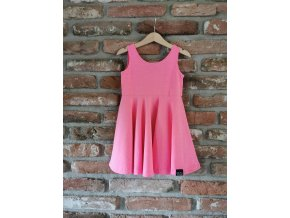 Šaty Summer Vibes - Neon Pink