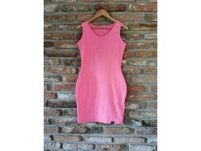 Dámske šaty Summer Vibes - Neon Pink