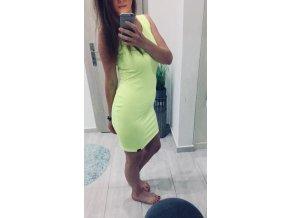 Dámske šaty Summer Vibes - Neon
