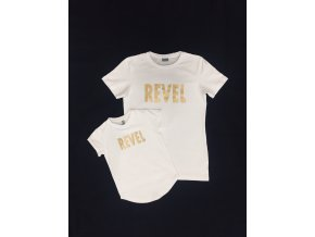 Dámske tričko s krátkym rukávom - REVEL