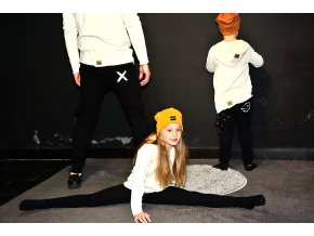 Mikina s kapucňou Winter Beige - REVEL