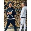 Chlapčenské tepláky - Black Revel