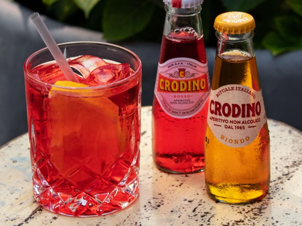 Crodino (nealkoholický aperitiv) 100 ml