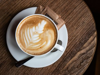 Pivovar Revnice 2021 01 08 Kava Latte IMG 7978