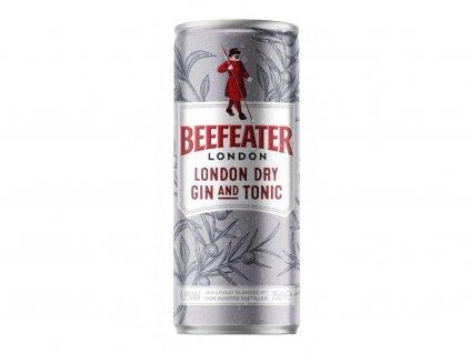 PivovarRevnice Beefeater gin tonic