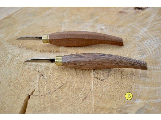 nůž řezbářský