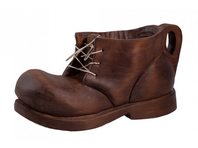 Bota ze dřeva