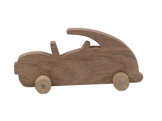 Auto s kolečky