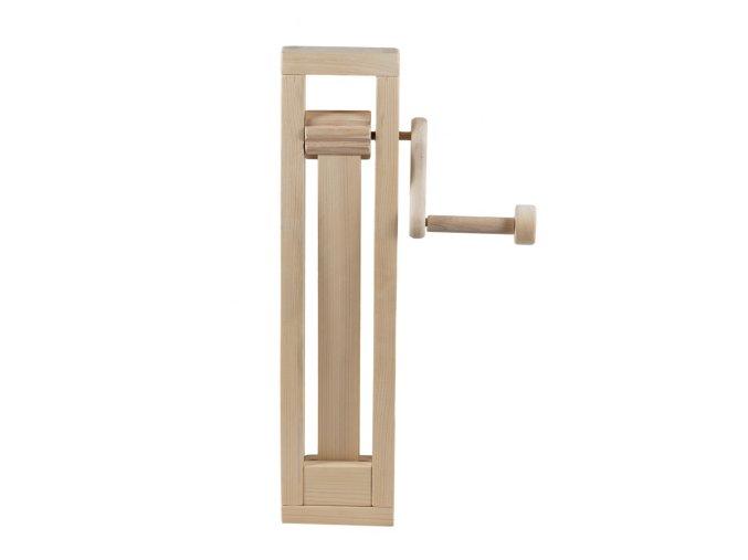 Dřevěná řehtačka - velká