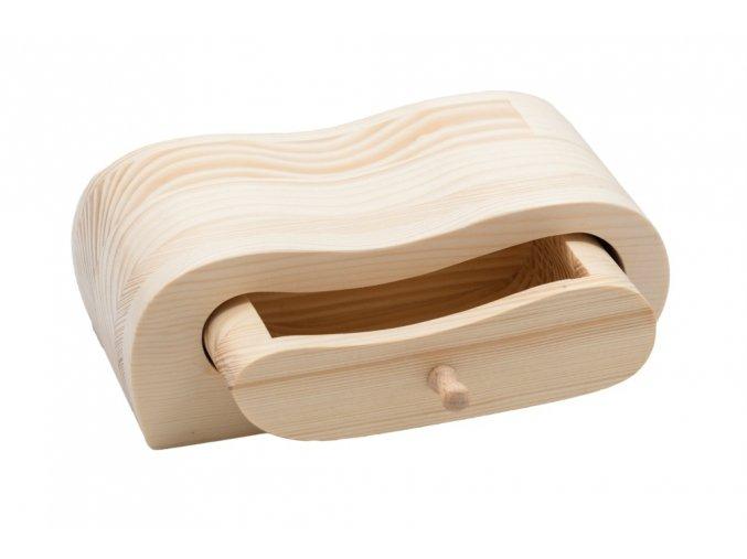 Dřevěná šperkovnice II