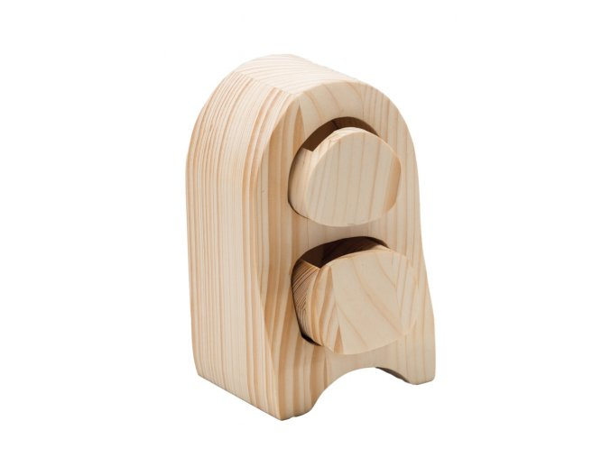 Dřevěná šperkovnice IV
