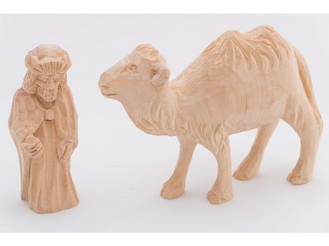Obchodník s velbloudem - výhodná sada