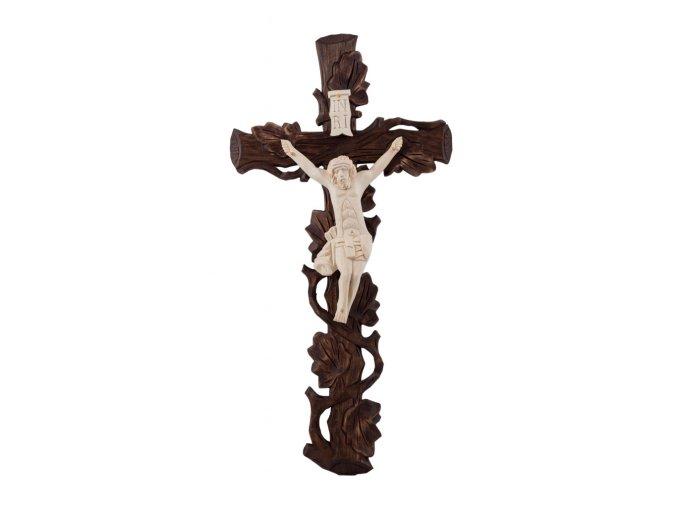 Dřevěný kříž I