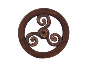 Triguetrum - keltský kruh