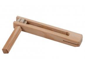 Dřevěná řehtačka - střední