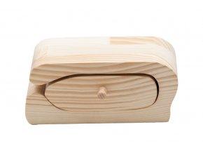Dřevěná šperkovnice I
