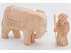 Hlídač se slonem - výhodná sada