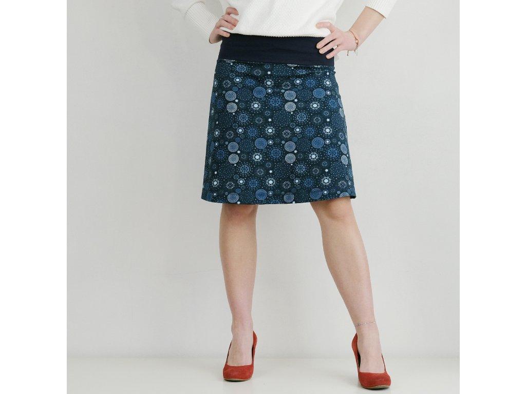 Krátká sukně - Mandaly