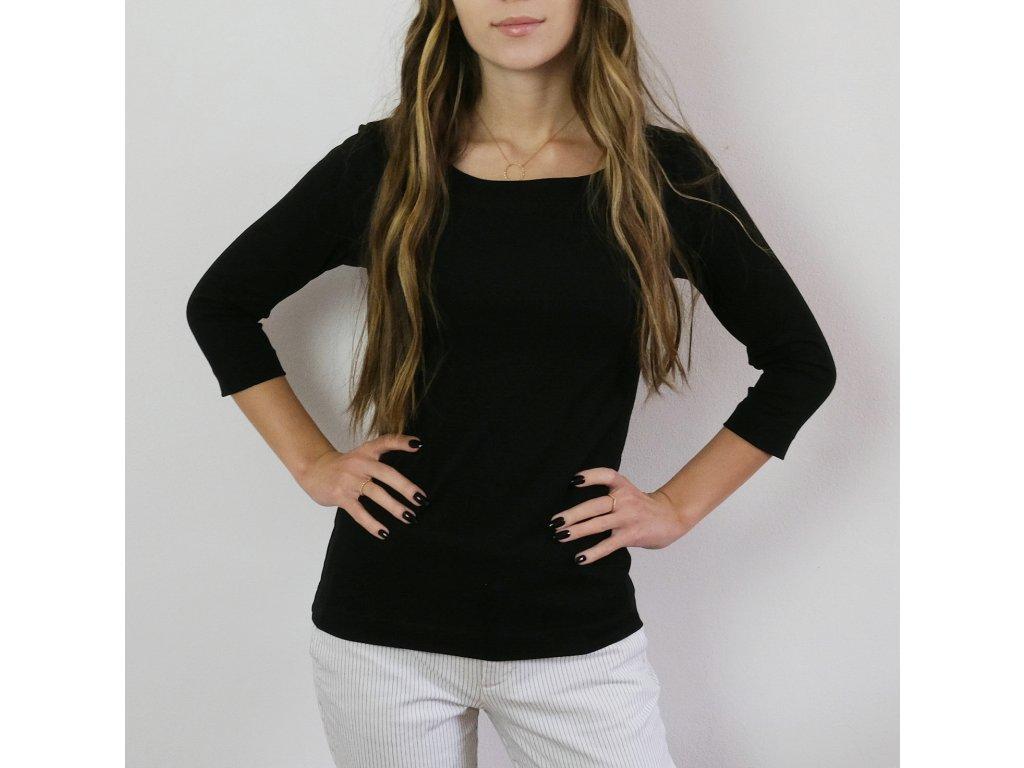 Tričko - černé
