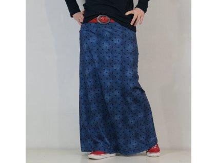 Maxi sukně - Vlaštovky