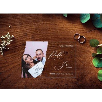 svatební oznámení p10c