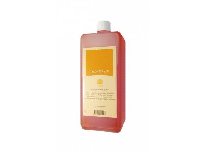 essential salmon oil 1 litr original