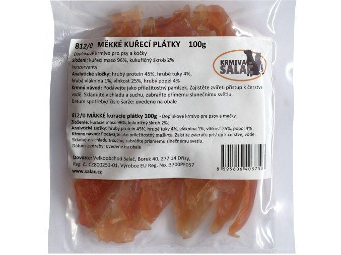 Salač Měkké kuřecí plátky 100 g (2)