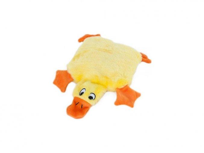 46692 1 zippypaws squeaky pad kachna
