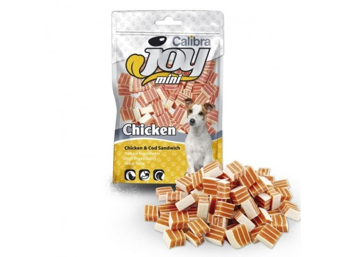 chicken cod sandwich mini