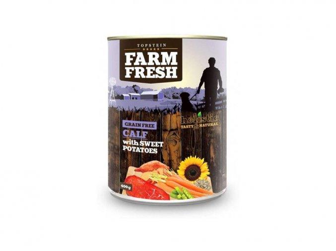 7093 farm fresh calf sweet potato 400 g