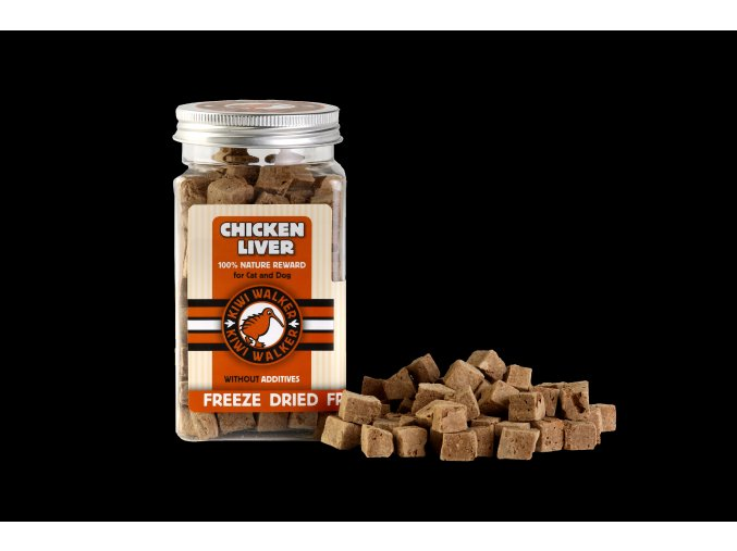 FDT 370 FreezeDried ChickenLiver 2