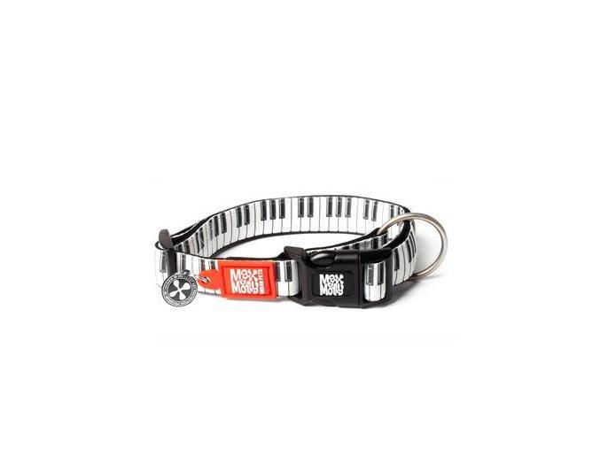max molly smart id obojek polostahovaci piano velikost xs i68654