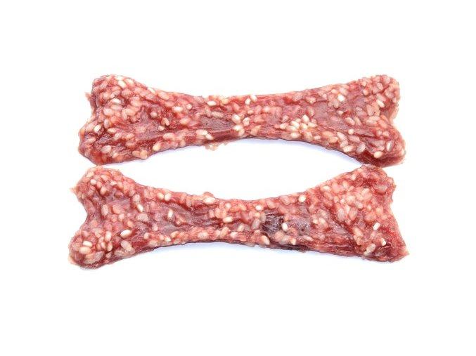 Dokas – Minis – Kostičky z kachních prsou 70 g
