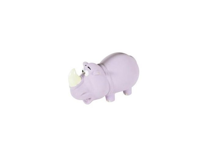 hracka pes el rino 14cm latex zolux0